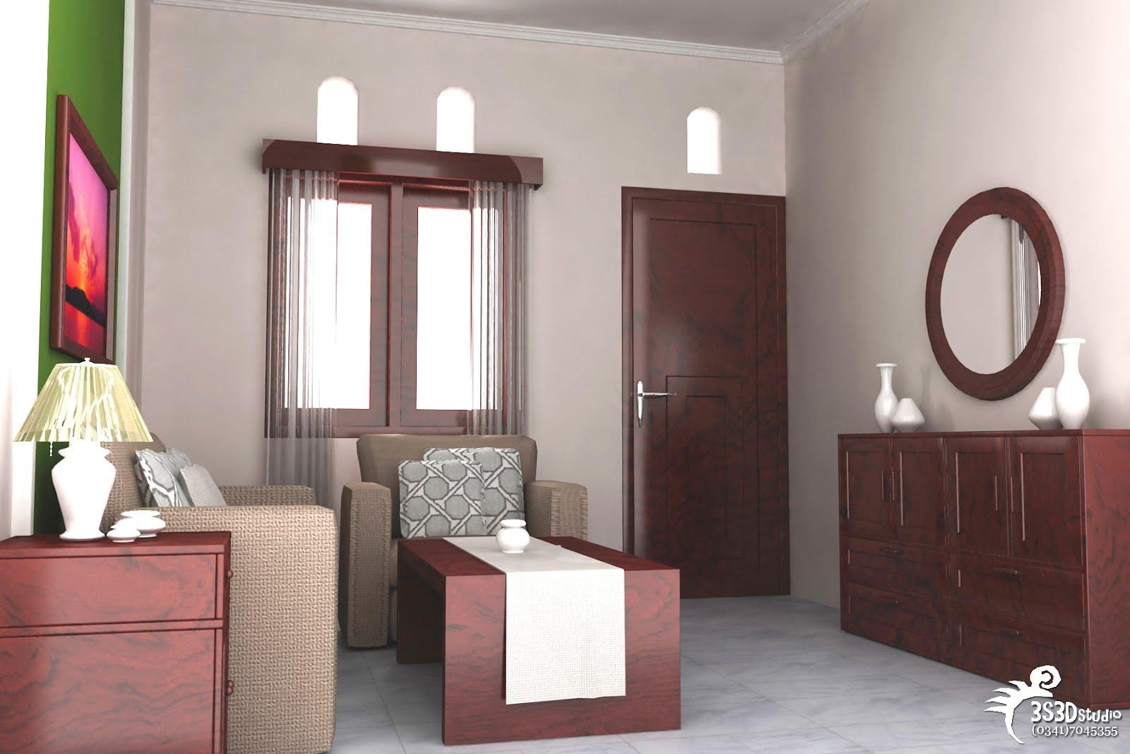 View Desain Ruang Tamu Rumah Minimalis Gif