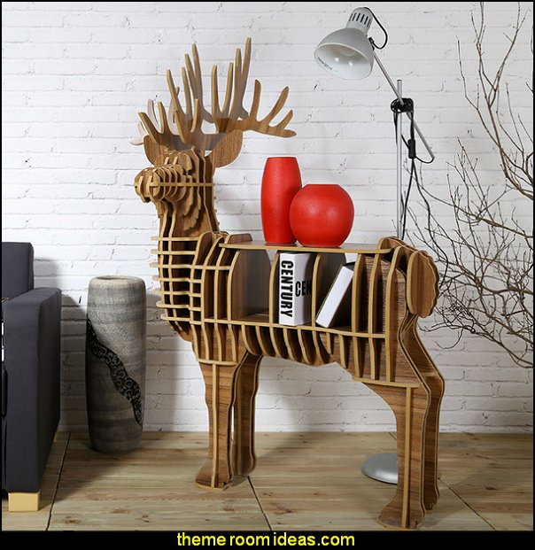deer furniture - horse furniture - lion furniture
