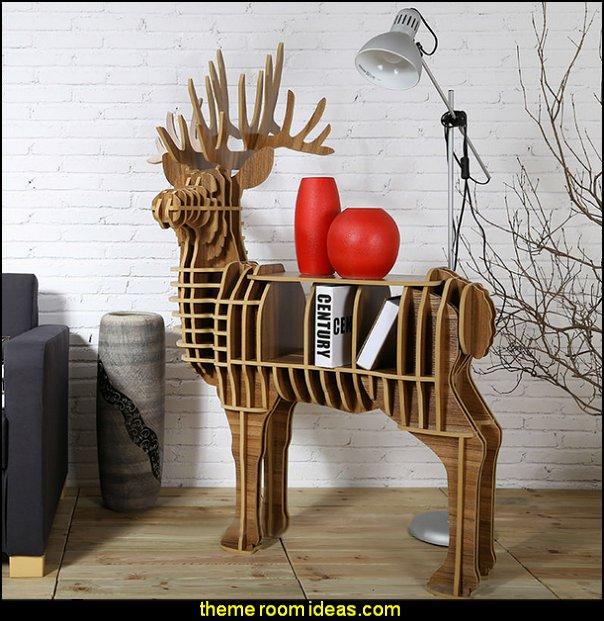 deer furniture - horse furniture - lion furniture