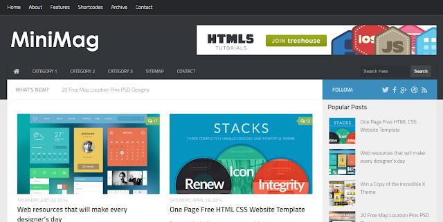 keuntungan mengubah template blog
