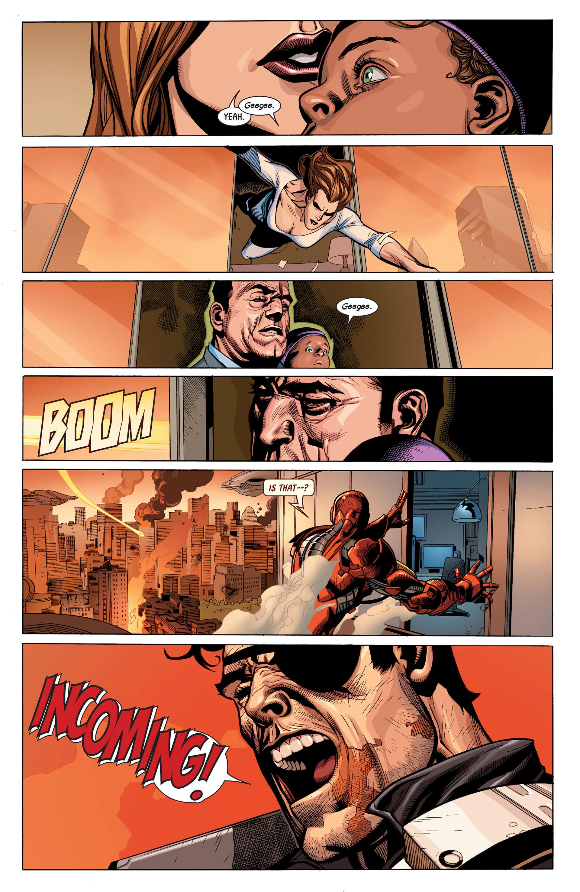 Read online Secret Invasion comic -  Issue #7 - 15