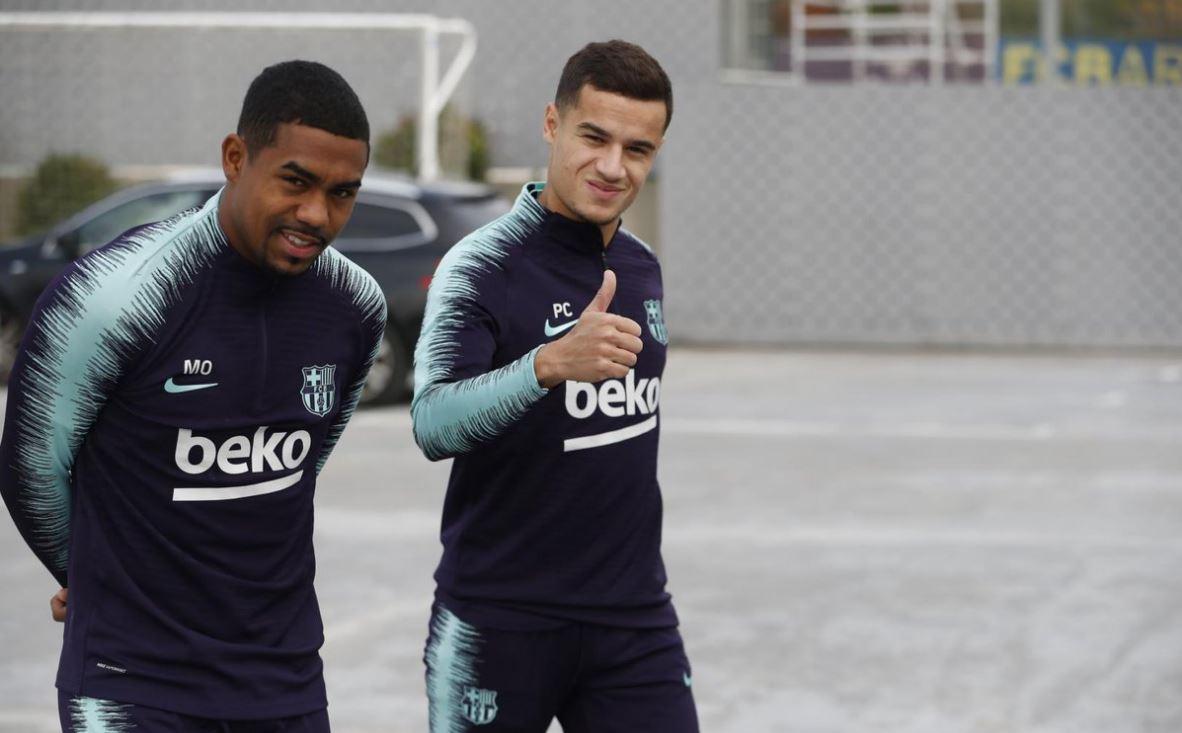 Le retour à l'entrainement du Barça prévu pour le 30 décembre prochain