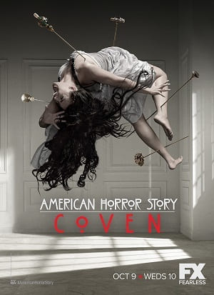 American Horror Story - 3ª Temporada (Coven) Séries Torrent Download capa