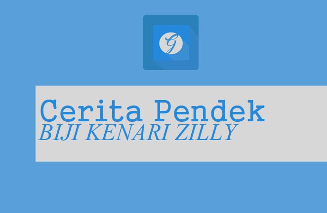BIJI KENARI ZILLY - Cerita Pendek
