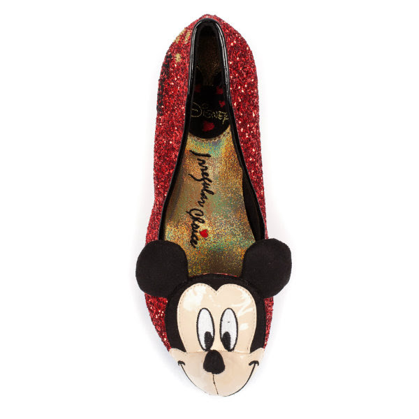 irregular choice disney oh boy