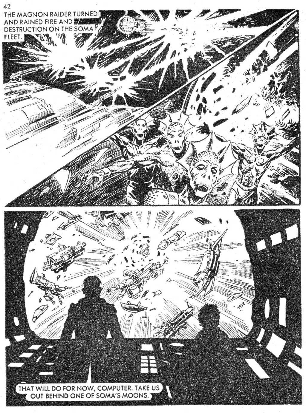 Starblazer issue 16 - Page 42