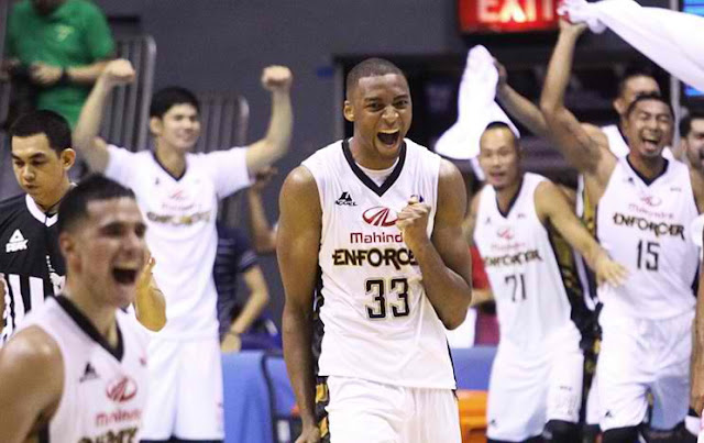 List of Imports 2018 PBA Commissioner's Cup