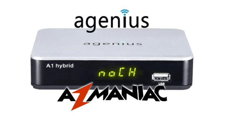 Agenius A1 Hybrid
