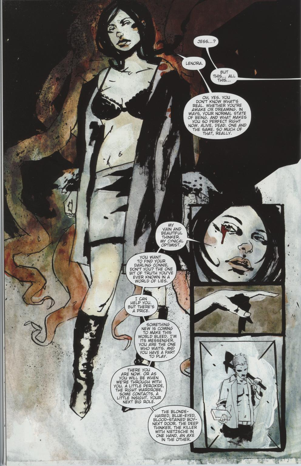 Read online Silent Hill: Dead/Alive comic -  Issue #1 - 22