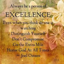 Delivering Excellence Quotes