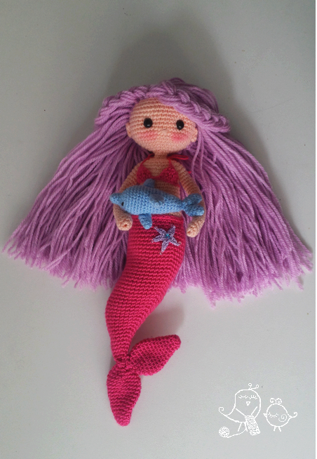 mermaid.dolphin-crochet-pattern