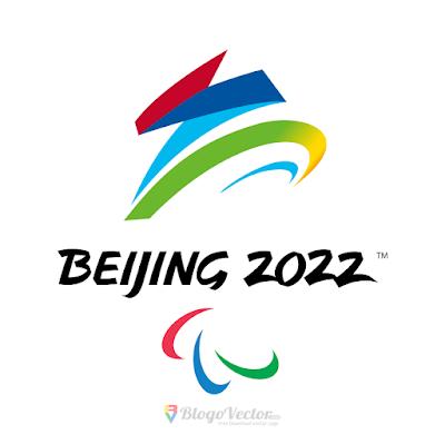 2022 Winter Paralympics Logo Vector