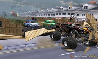 Monster Jam Urban Assault (PS2) 2008