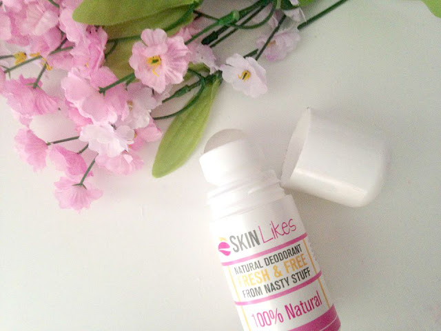 Skin Likes Natural deododrant review