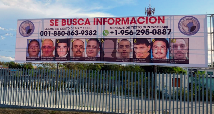 "Adjudican captura de ""El Pelochas"" a campaña BI-Nacional que ""busca capos"" de Tamaulipas."