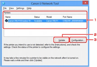 Download IJ Network Tool For Windows