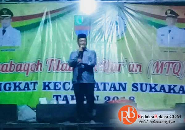 Sukamurni Sabet Juara Umum, MTQ Ke-1 Tingkat Kecamatan Sukakarya