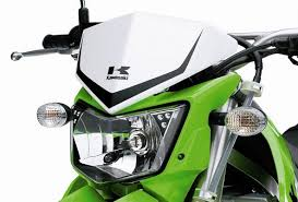 Lampu Depan Kawasaki KLX 250S