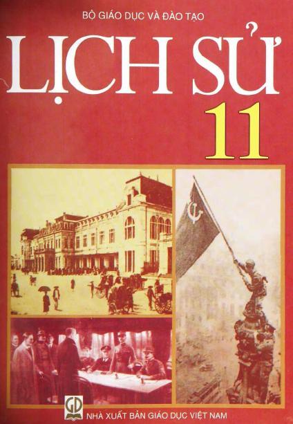 Sách Giáo Khoa Lịch Sử 11