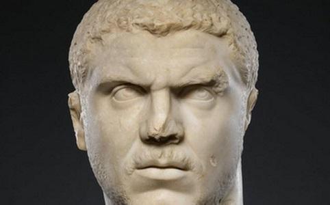 Roma İmparatoru Caracalla'nın Ölümü
