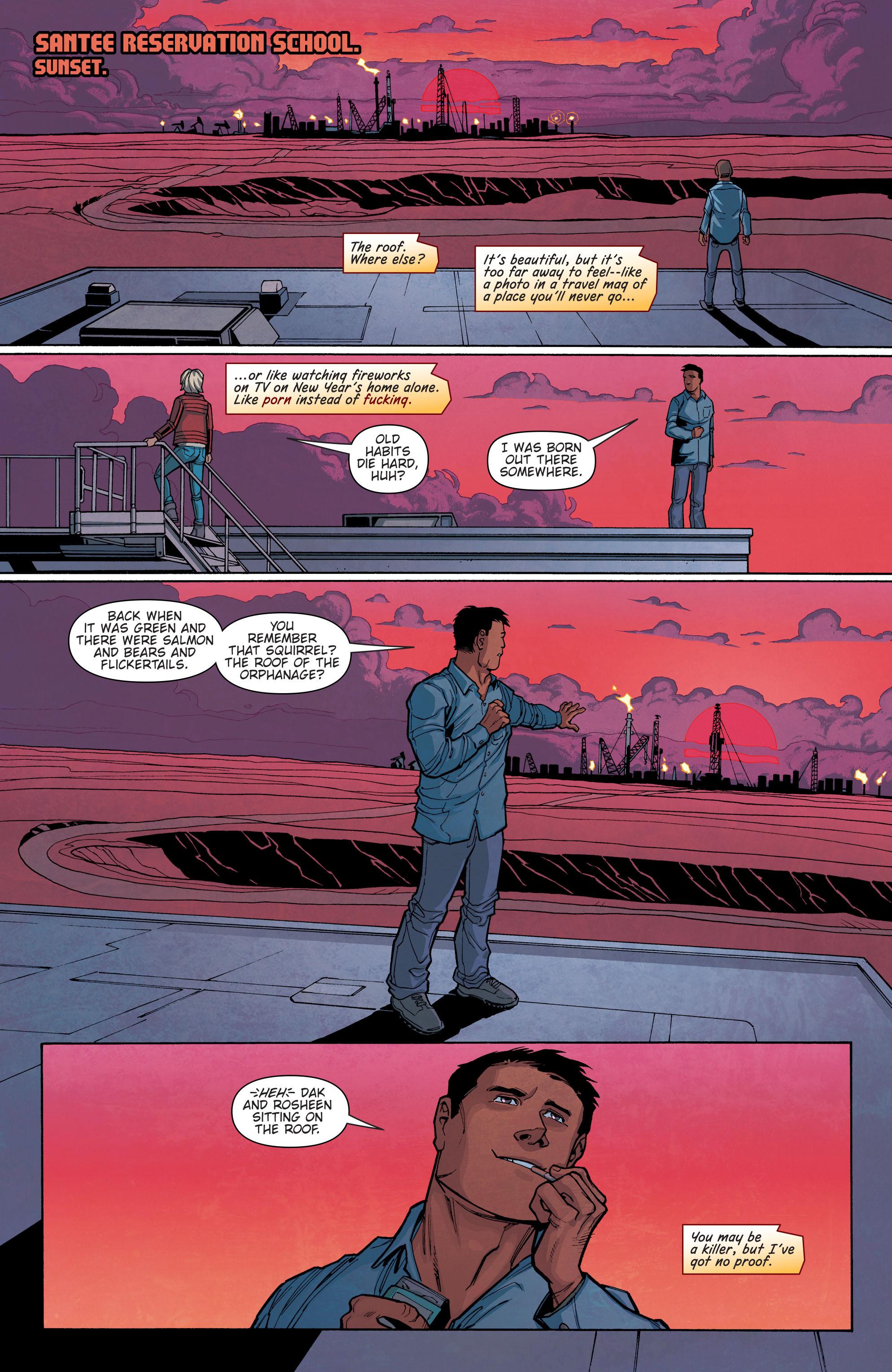 Read online Slash & Burn comic -  Issue #4 - 19