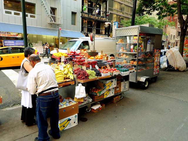 comida nueva york precio