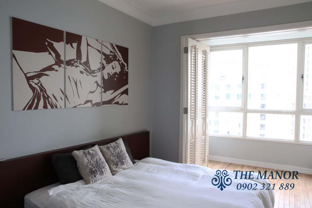 Siêu hot bán căn hộ Manor giá rẻ 2PN full nội thất view Bitexco - hình 2
