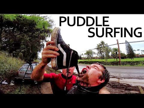 Who is JOB 4 0 - Puddle Surfing - Ep 5
