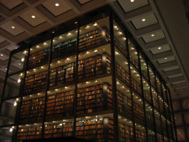 Bibliotecas, librerías, libros - Magazine cover
