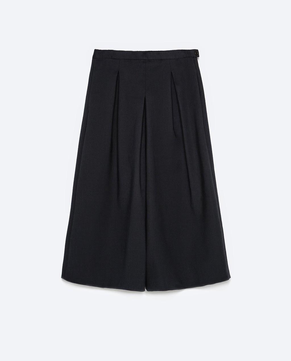 Patron Gratis Falda Pantalon Culotte Para Todas Las Tallas Yo Elijo Coser