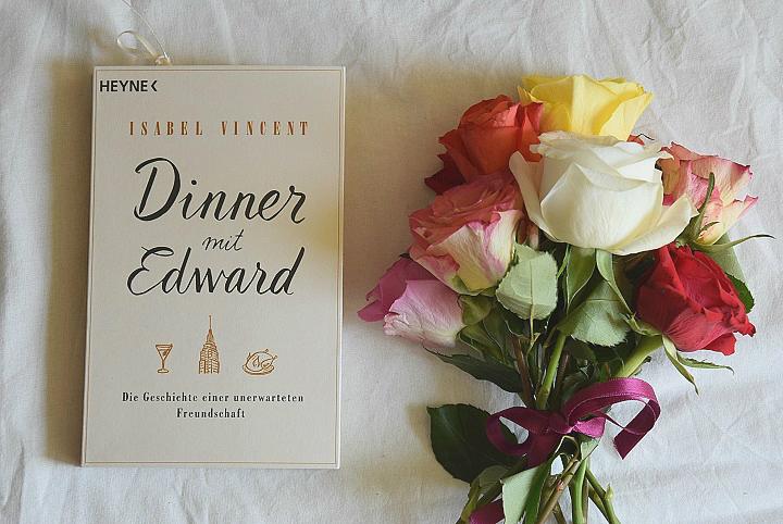 Buch-Dinner mit Edward- von Isabel Vincent