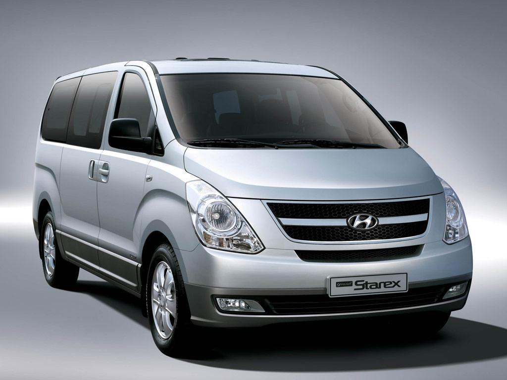 2013 Hyundai H1 Royale