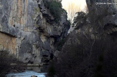 Foz de Arbayún - Navarra