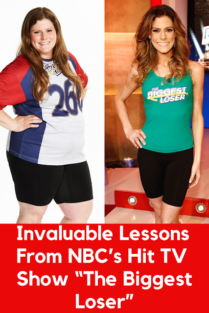 """Invaluable Lessons From NBC's Hit TV Show """"The Biggest Loser"""""""