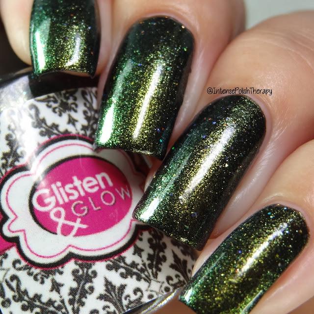 Glisten & Glow - Black. Color of My Soul