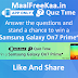 Quiz Time Answer & Win Samsung Galaxy On7 Prime