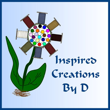Welcome To Inspired Creations By D
