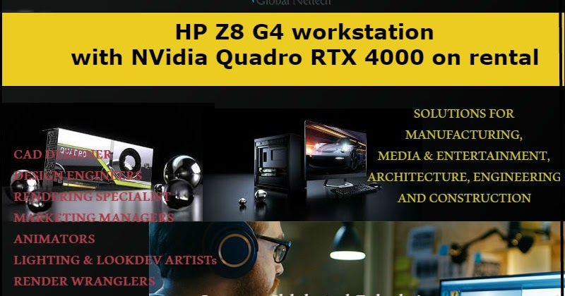 How does the NVIDIA Quadro RTX Powered Workstation help the product