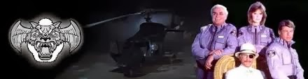TV show Airwolf and their helicopter