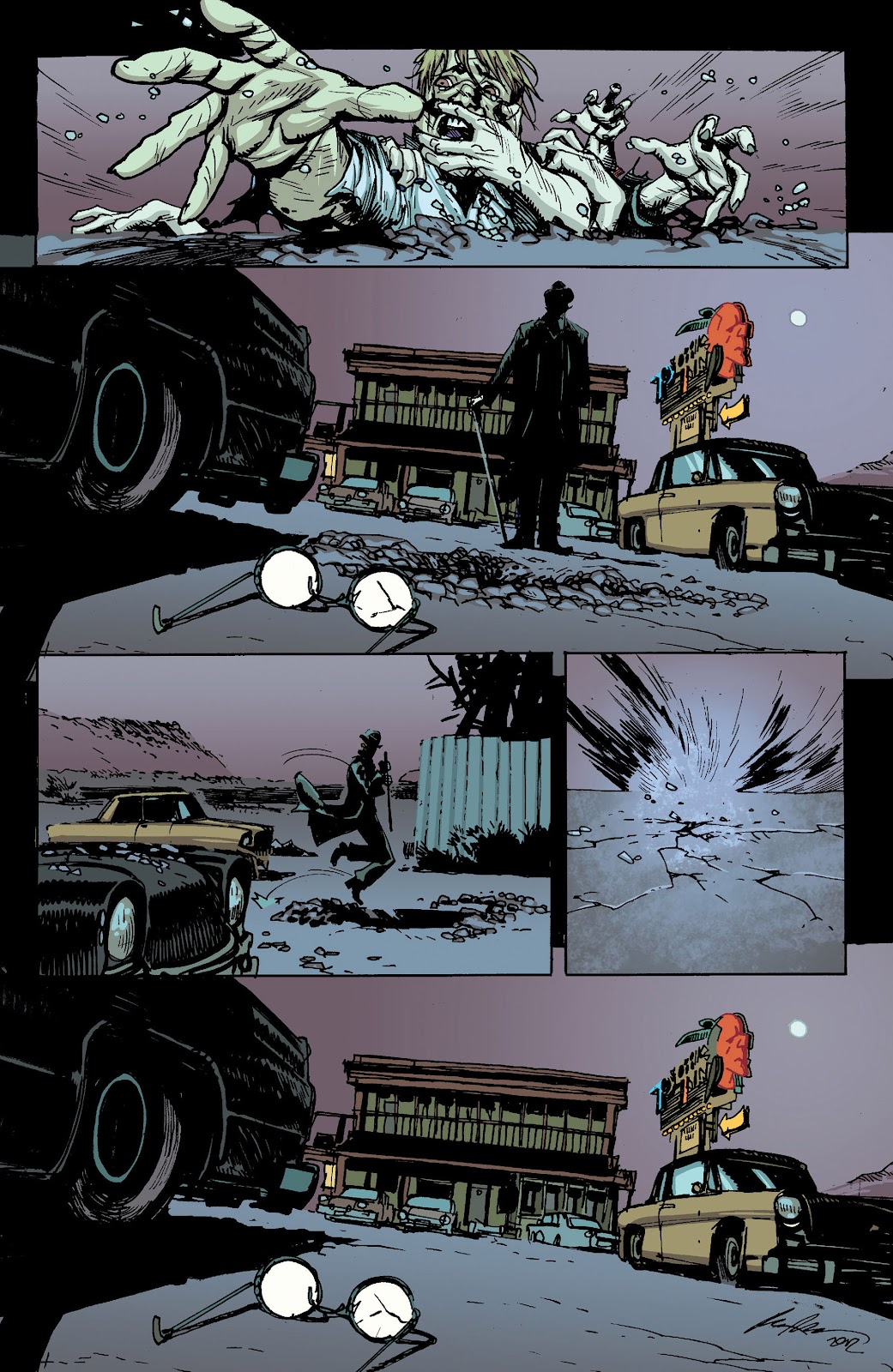 American Vampire issue 34 - Page 17