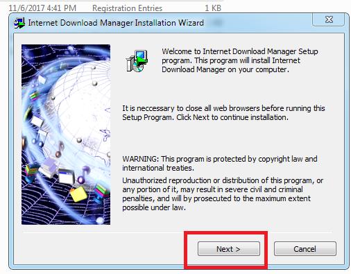 cara instal idm di laptop dengan crack full permanen tanpa registrasi di chrome
