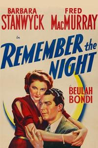 Watch Remember the Night Online Free in HD