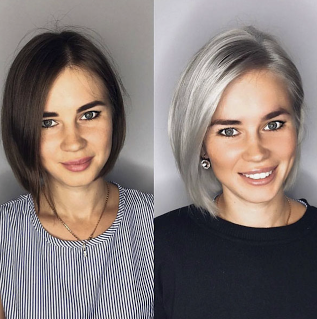 short straight haircuts 2019