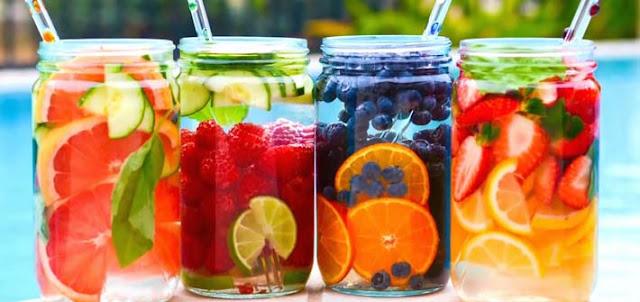 Cara Membuat Infush Water Untuk Tubuh Sehat