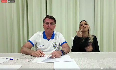 Seguro-defeso tem fraude em 65% dos benefícios, diz Bolsonaro