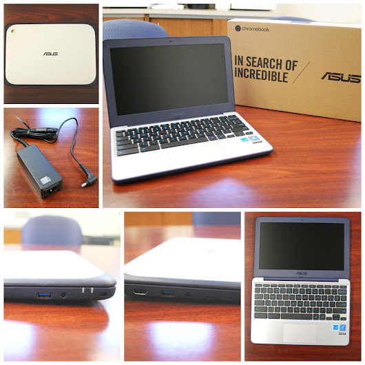 Student Reviews of the Asus C202 Chromebook