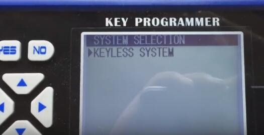 Keyless System