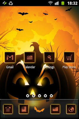 AppLock Theme-Halloween