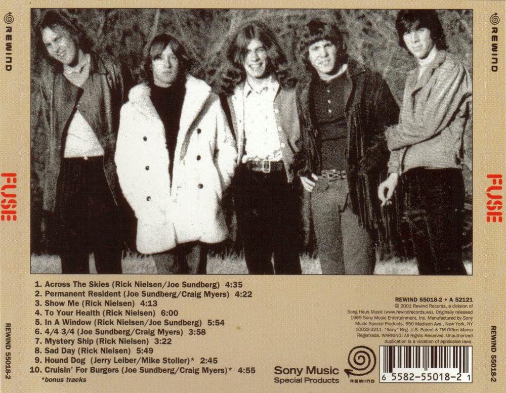 Music Archive  Fuse 1969  With Bonus