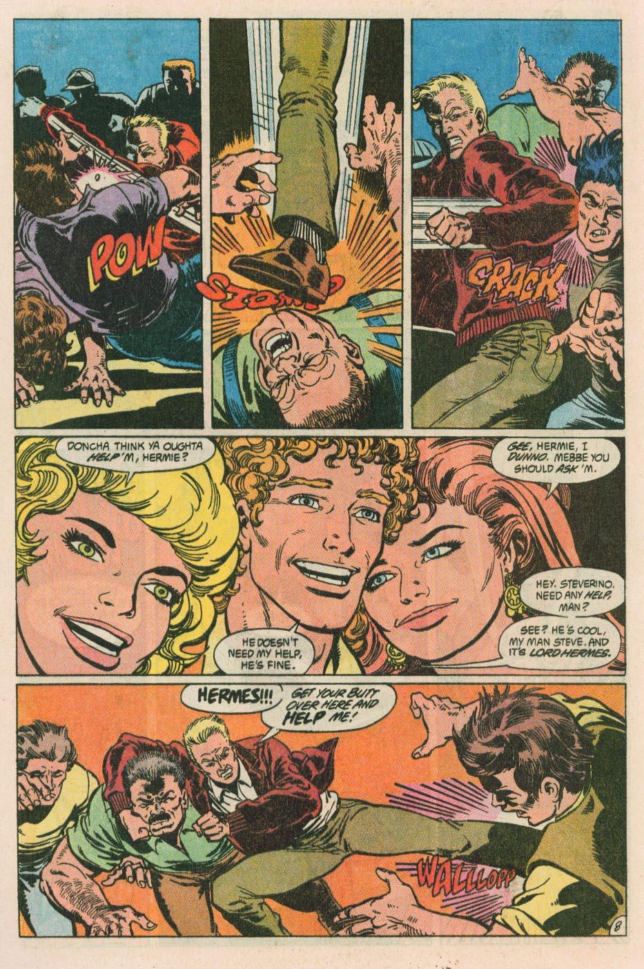 Read online Wonder Woman (1987) comic -  Issue #42 - 10